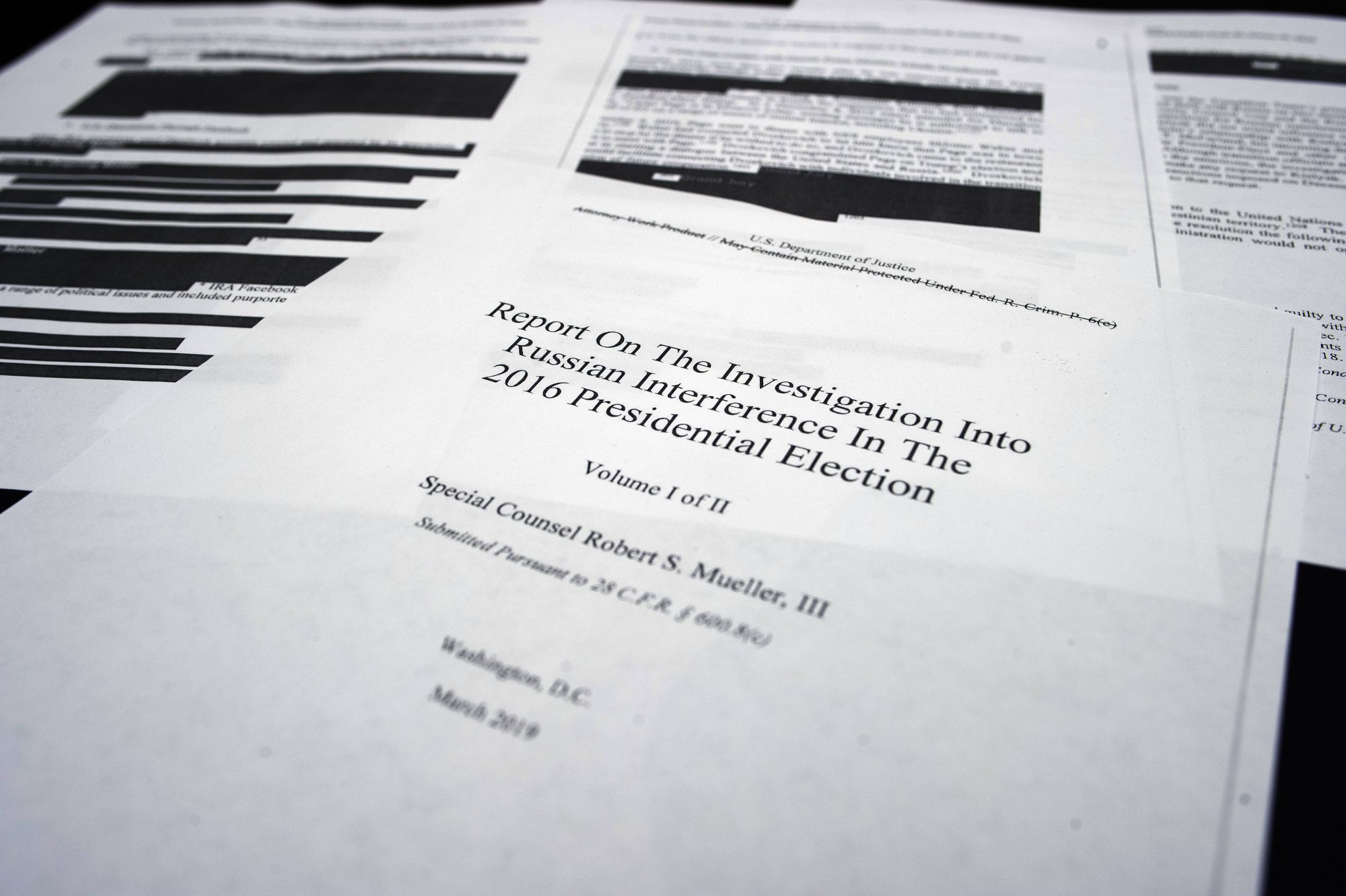 FactCheck: What the Mueller report says about Russian contacts