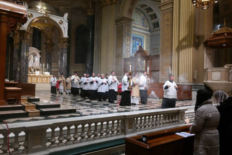 Cathedral Basilica of Saints Peter & Paul in Philadelphia. (Courtesy of James Thomas More Griffin)