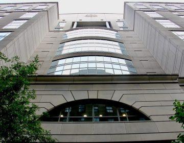 Philadelphia's Criminal Justice Center. (Emma Lee/WHYY)