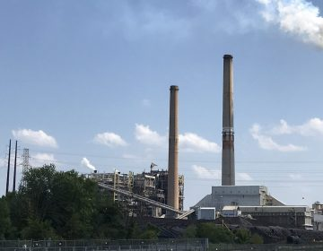 Talen Energy's Brunner Island plant in York County. (Marie Cusick/ StateImpact Pennsylvania)
