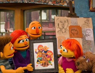 Social Impact; Sesame Street Production (Photo Courtesy/Sesame Workshop)