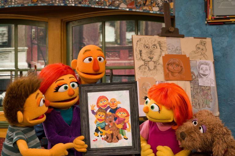 Social Impact; Sesame Street Production (Photo Courtesy/Sesame Workshop)