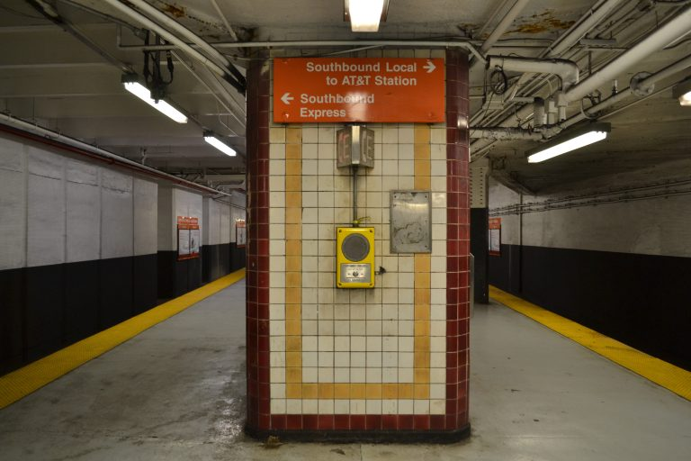 SEPTA's City Hall Station overhaul is on SEPTA's list of deferred capital projects (PlanPhilly, file)