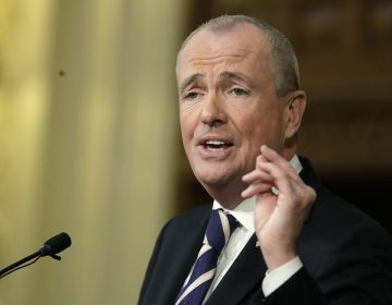 New Jersey Governor Phil Murphy. (Julio Cortez/AP Photo)