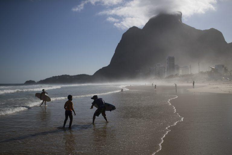 (AP Photo/Felipe Dana)