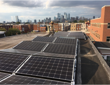 Anyone who owns property in Philly can sign up to receive a free solar assessment of their home or business. 2019 is the last year to qualify for a 30% federal tax credit. (Courtesy of Solar States)
