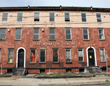 The Wharton Centre at 22nd Street and Cecil B. Moore Avenue. (Emma Lee/WHYY)