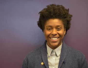 Ashley Richards will be the city's first urban agriculture director. (Courtesy of the City of Philadelphia)
