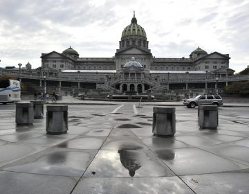 The Capitol building in Harrisburg. (Getty Images)