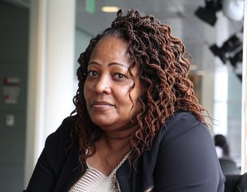Rochelle Bilal is a candidate for Philadelphia sheriff. (Emma Lee/WHYY)