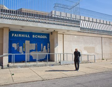 Marilyn Rodriguez was formerly a teacher at Fairhill Elementary School. (Kimberly Paynter/WHYY)