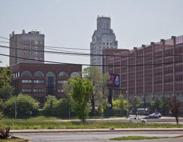 The city of Camden in New Jersey. (Kimberly Paynter/WHYY)