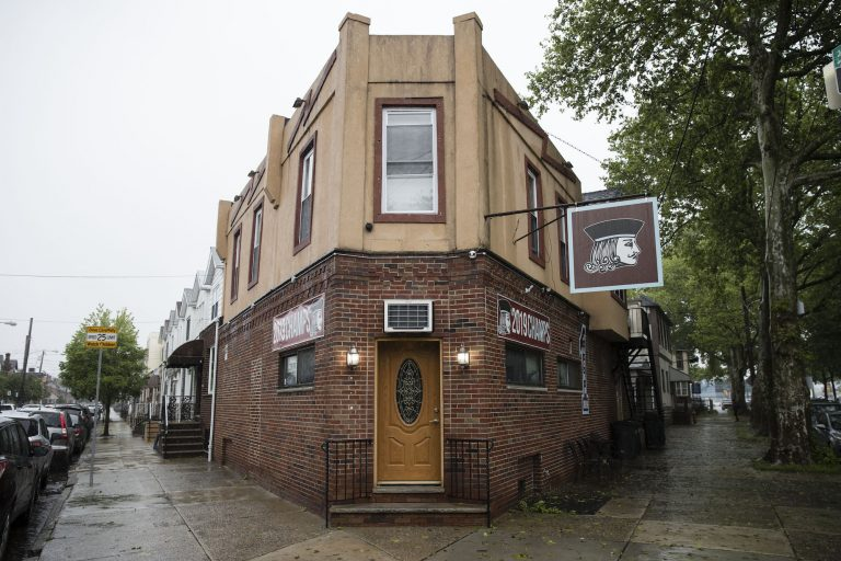 Shown is the private club Jacks NYB in Philadelphia, Monday, May 13, 2019. (Matt Rourke/AP Photo)
