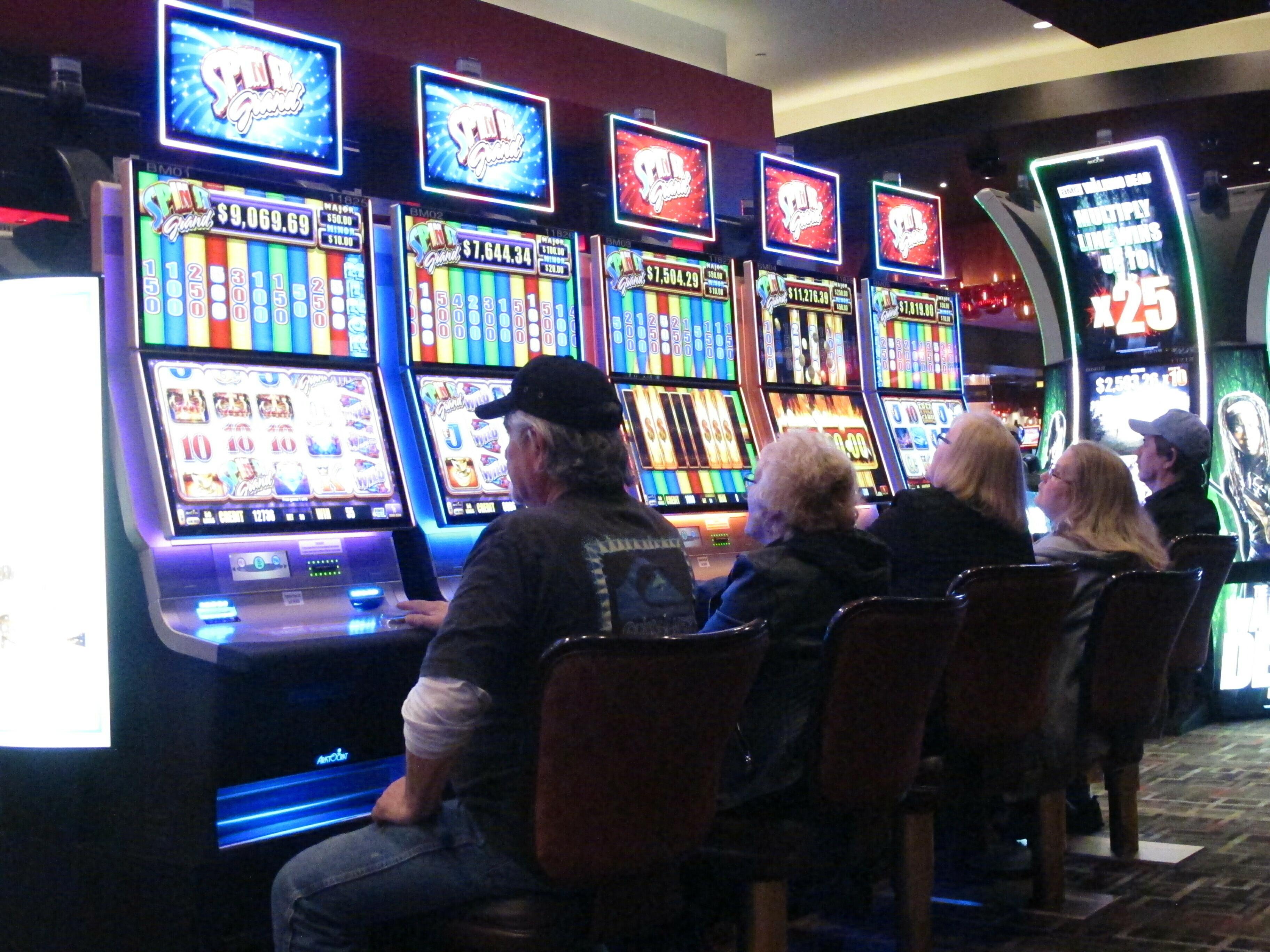 Nj Hard Rock Casino Slot Tournament Schedule