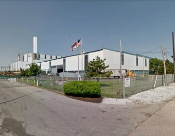 Delaware Valley Resource Recovery Facility  at 10 Highland Ave, Chester, Pa. (Google Maps)