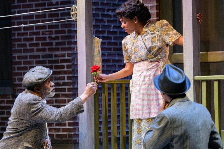 August Wilson's award-winning play