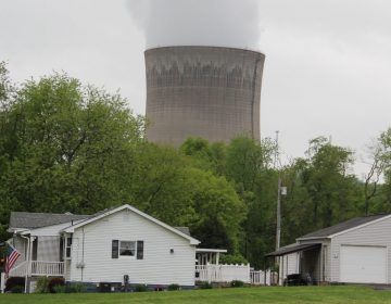 The Beaver Valley Power Station in Shippingport, Pa. (Reid Frazier/StateImpact Pennsylvania)