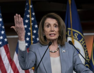 Speaker of the House Nancy Pelosi, D-Calif (AP Photo/J. Scott Applewhite)