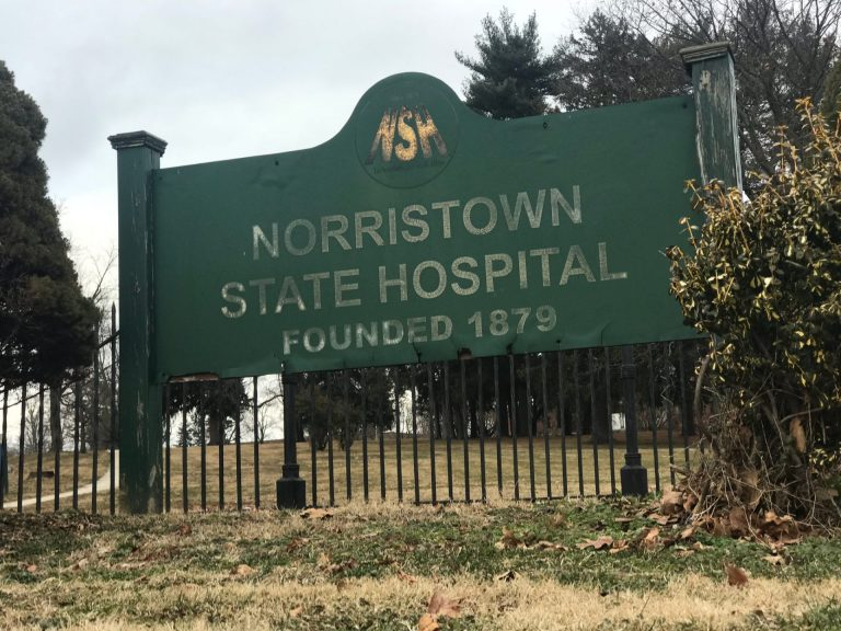 Plans to close the 128 civil beds at Norristown State Hospital were announced in 2017. (Keira McGuire/PA Post)