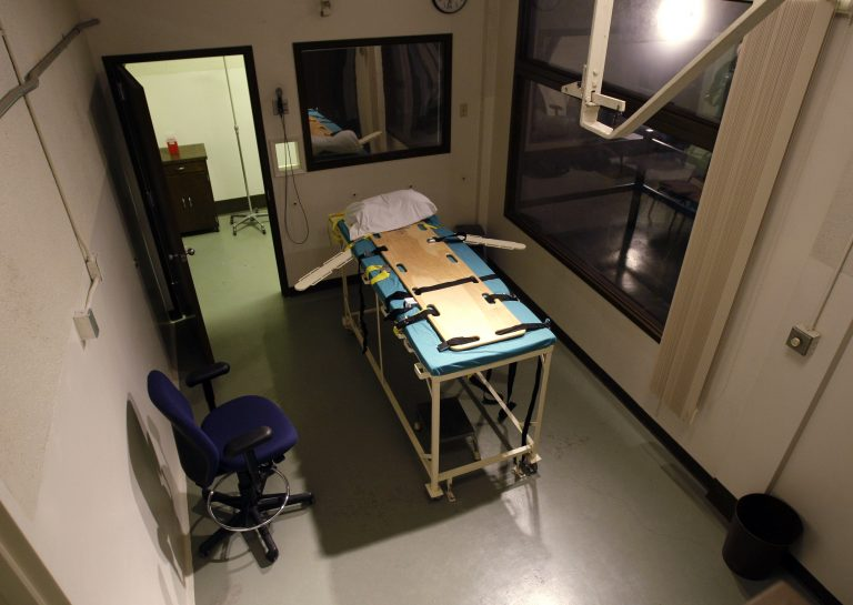 Three years after Delaware's Supreme Court ruled capital punishment unconstitutional, lawmakers want to reinstate it. Several police associations support the measure. (Ted S. Warren/AP Photo)
