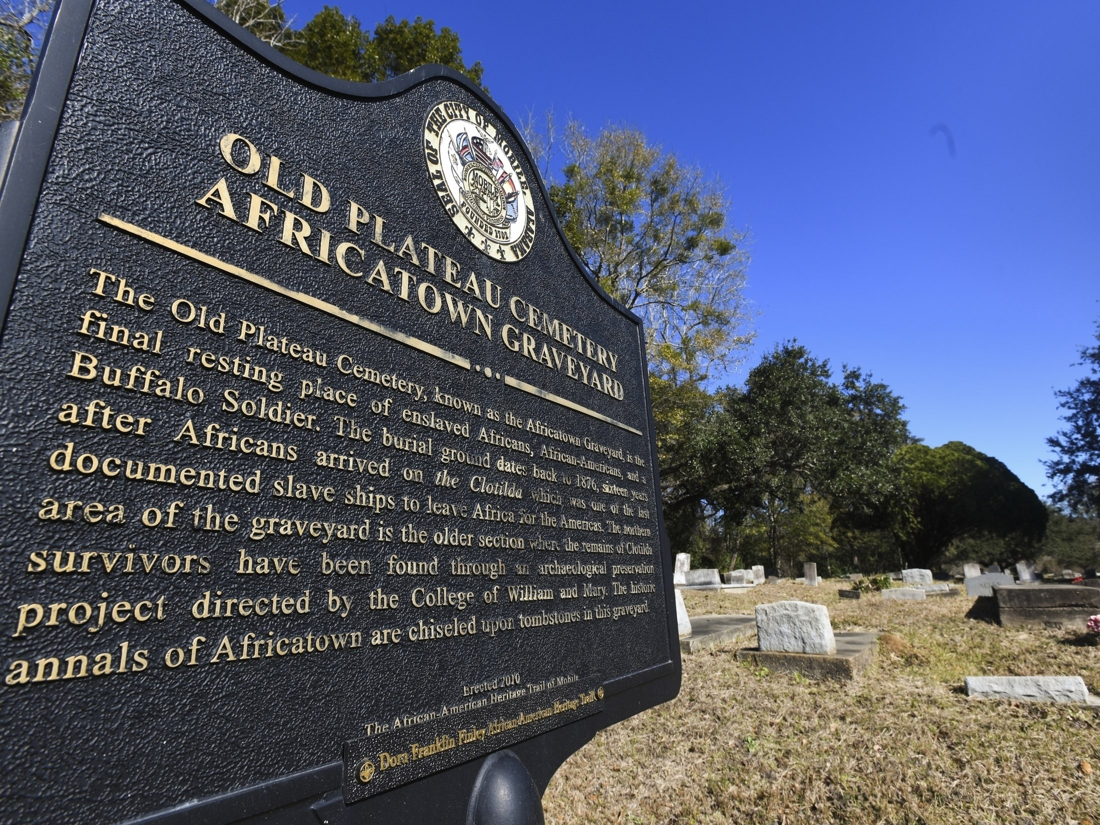 Alabama historians say the last known slave ship to U.S. has been found