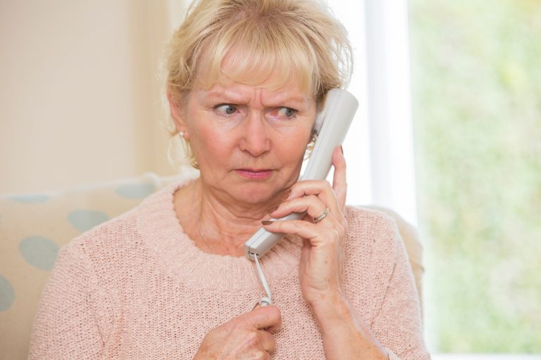 Robocallers can cheaply and anonymously place millions of calls in search of the vulnerable. (Bigstock)