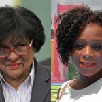 Longtime Philadelphia City Councilwoman Jannie Blackwell lost her seat to Jamie Gauthier. (Emma Lee/WHYY)