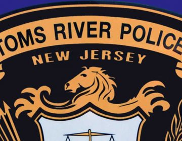 A Toms River Police officer was injured after the target of an undercover drug investigation hit him with his vehicle. (Courtesy of JSHN)