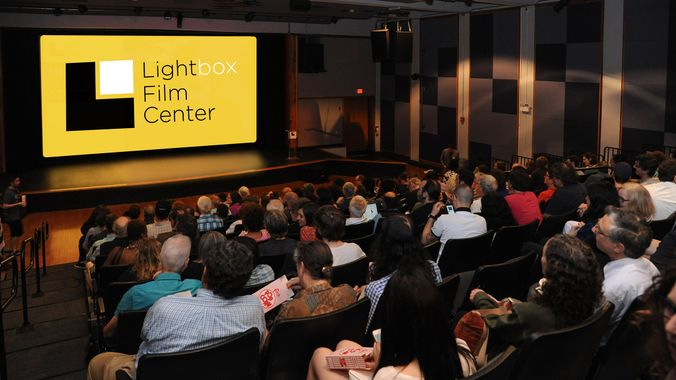 After 40 years, Lightbox Film Center finds a new home. (Courtesy of Lightbox Film Center)