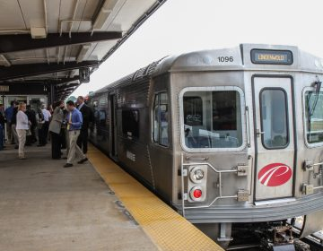 PATCO had planned to run fewer trains and close seven stations in Philadelphia and southern New Jersey under the new overnight schedule that would have put a police officer on each train. They said the changes were motivated by safety concerns. (Kimberly Paynter/WHYY)