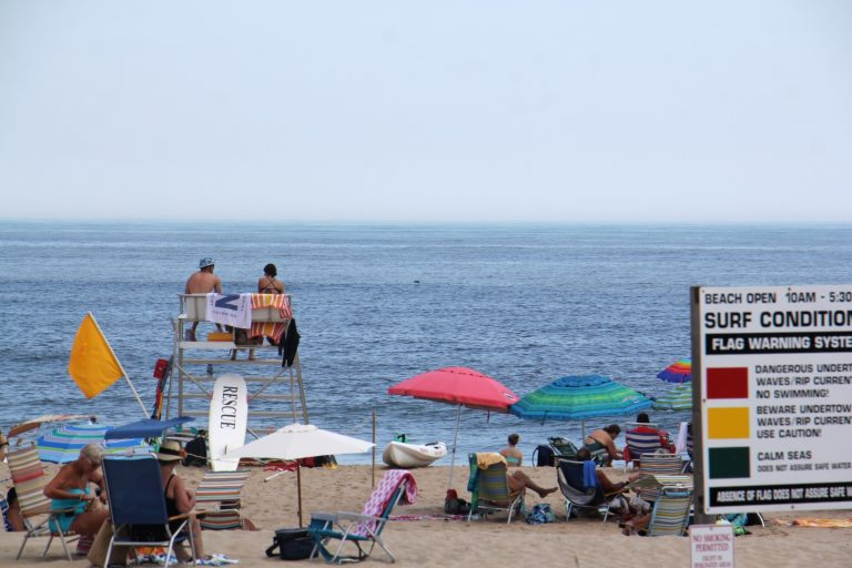 Monmouth Beach (Emma Lee/WHYY)