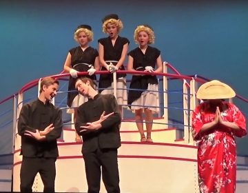 The Princeton High School production of the musical,