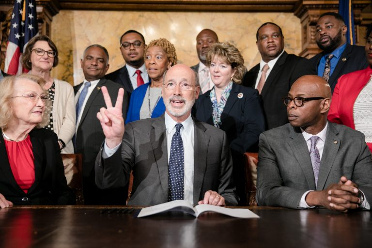 Gov. Tom Wolf declares Juneteenth