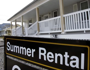 From Seaside Heights to Wildwood, some property rentals specialize in renting to teens on prom weekends down the Shore. (Mel Evans/AP Photo)