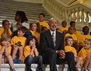 Gov. Wolf signed the  budget on Friday June 28, 2019. (Ed Mahon/PA Post)