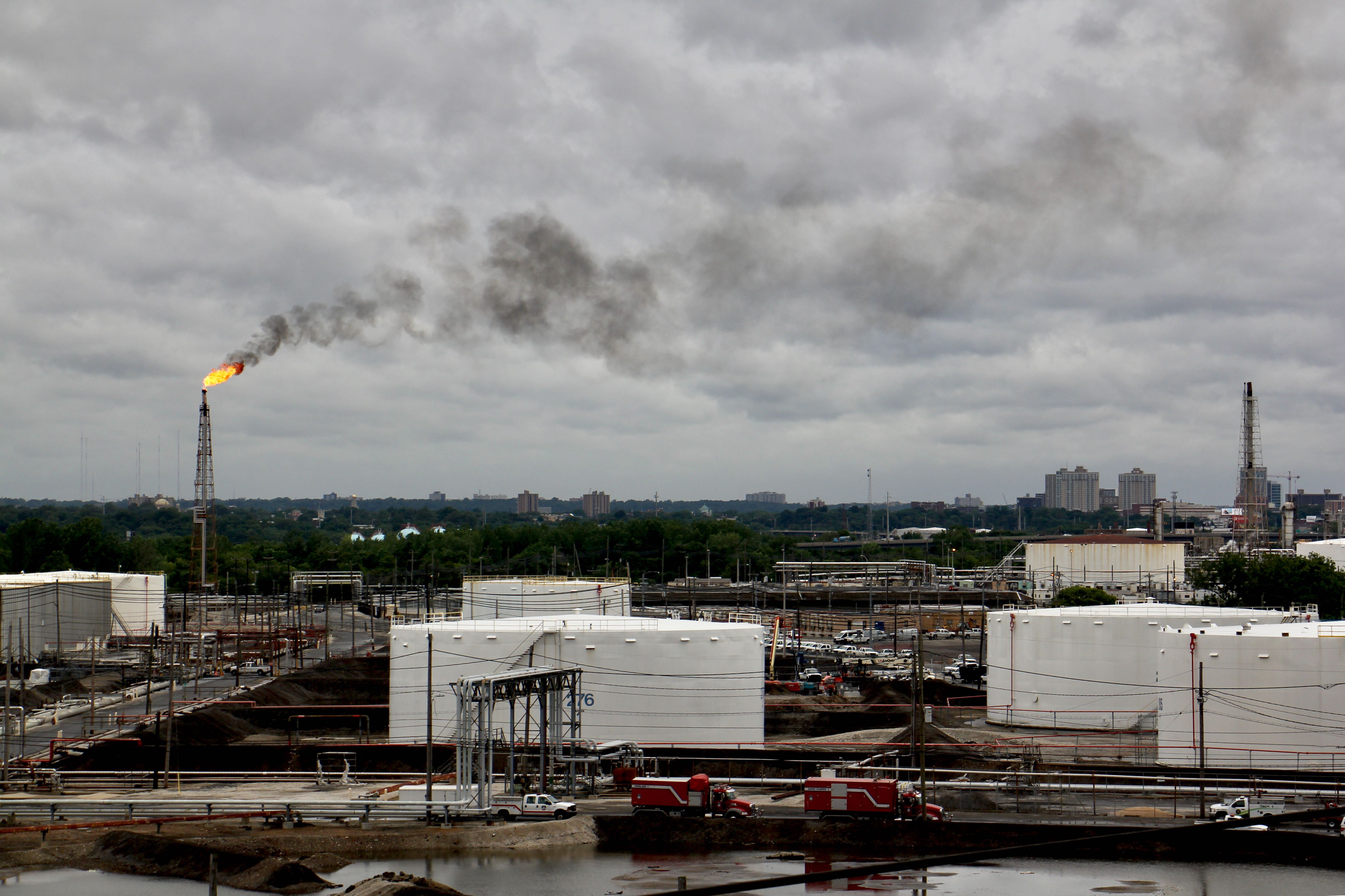 No severance pay or benefits for PES refinery workers; next round of layoffs Friday