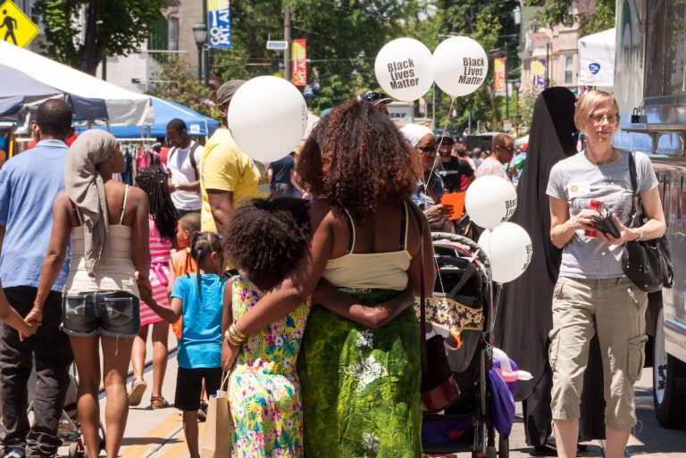 The 10th Annual Juneteenth Festival. (Courtesy Tieshka Smith for the Johnson House Historic Site)