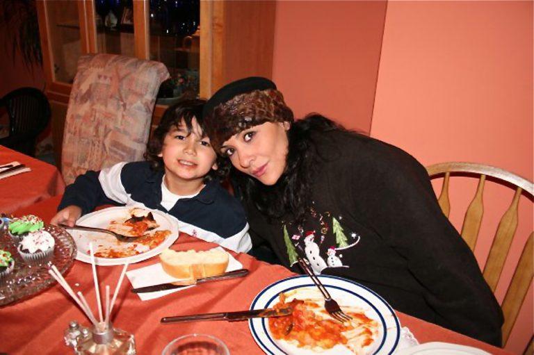 Perla Lara and her son, Amar (Courtesy of Perla Lara)