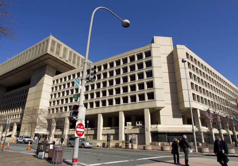 FBI headquarters (Manuel Balce Ceneta/AP)