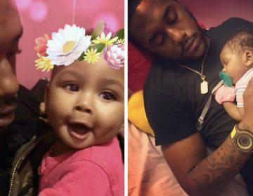 Jamal Walker and his daughter, Bella (Courtesy Rashena Carter)