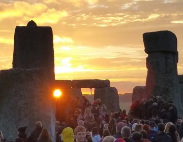 Even today, visitors flock to see the solstice at Stonehenge. (Stonehenge Stone Circle)