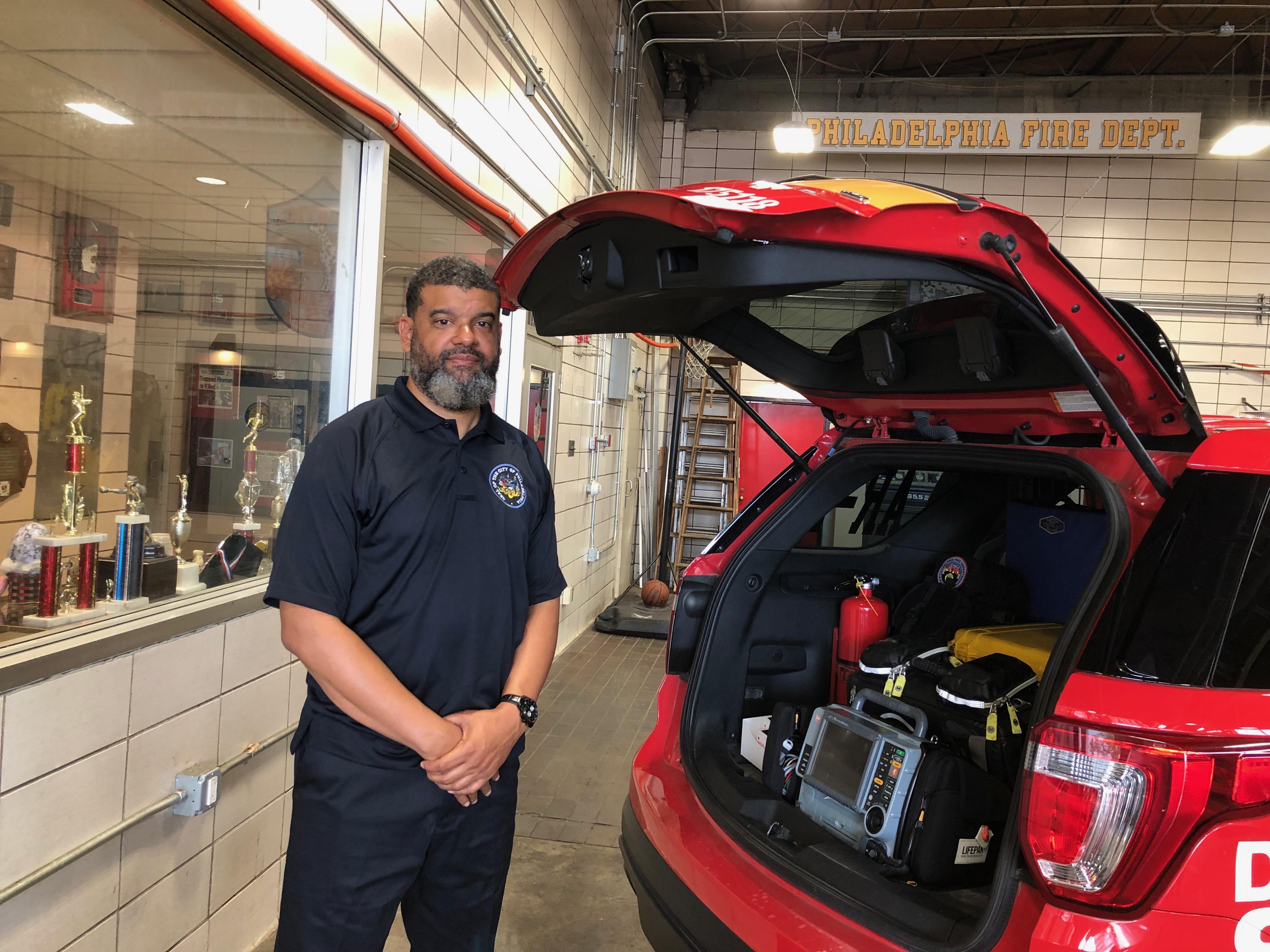New Philadelphia emergency unit responds to overdoses in Kensington