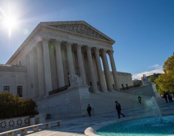 The justices of the U.S. Supreme Court decided a property rights case that overturned decades of precedent. (Eric Baradat/AFP/Getty Images)