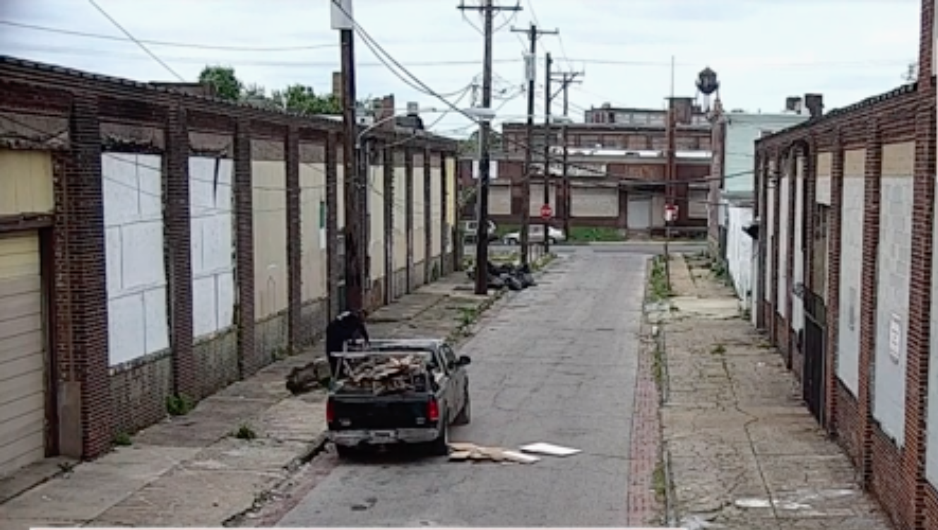 Philly says hidden cameras, higher fines help catch more illegal dumpers