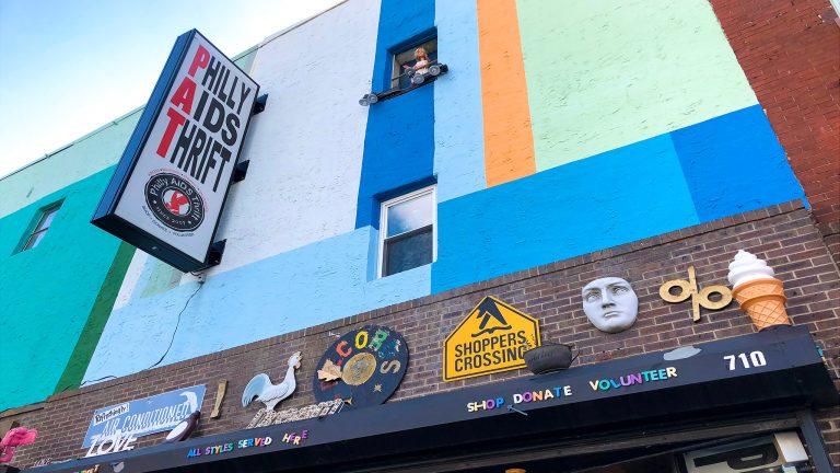 Philly AIDS Thrift in Queen Village (Danya Henninger/Billy Penn)