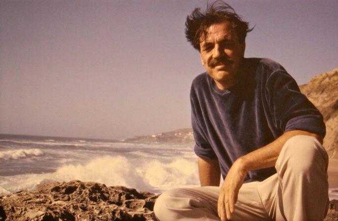 Ian McHarg in Portugal in 1967. (Pauline McHarg)