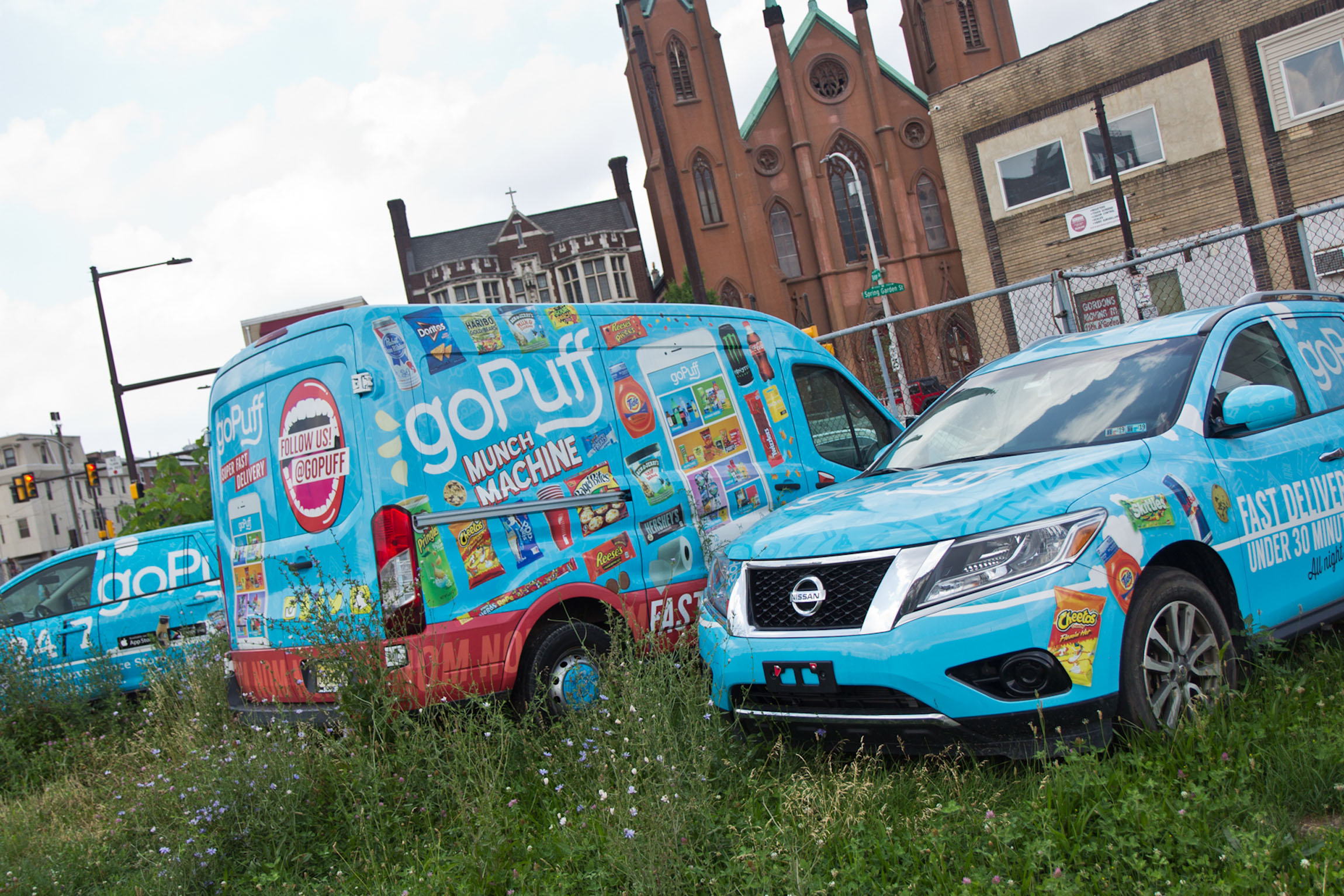 New Jersey asks delivery service goPuff for more information on tax break application