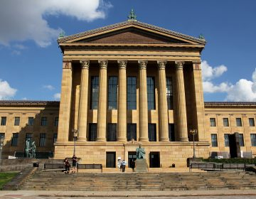 Philadelphia Museum of Art (Emma Lee/WHYY)