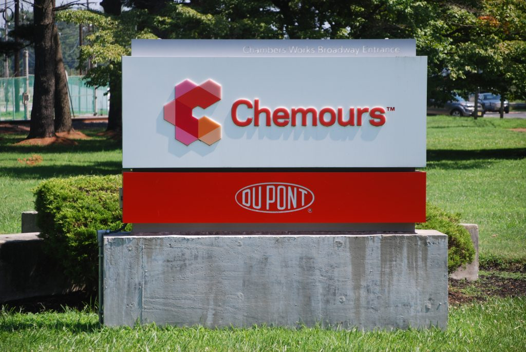 Carneys Point seeking Dupont PFAS cleanup - WHYY