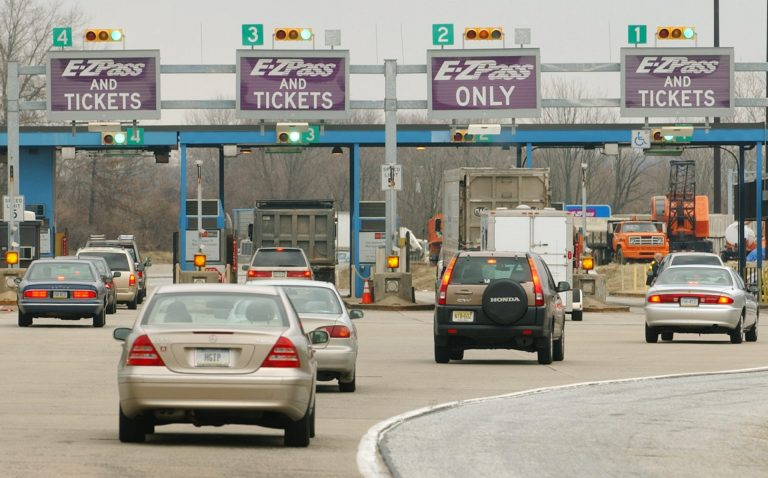 Tolls on the Pennsylvania Turnpike have increased 200 percent since 2009. (AP Photo)